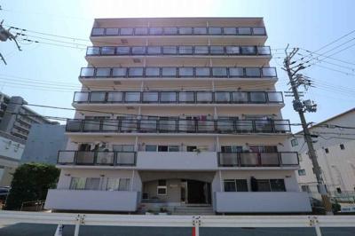 【外観】財形第3新大阪ハイツ