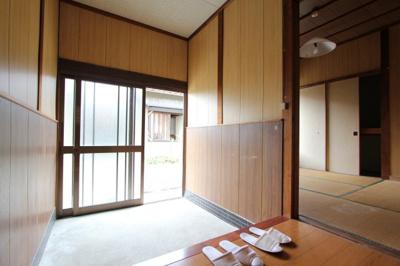 【玄関】藤井様借家