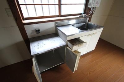 【キッチン】藤井様借家