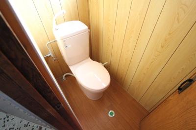 【トイレ】藤井様借家