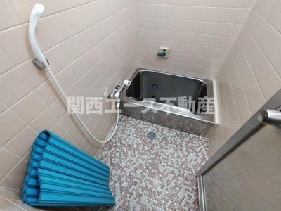 【浴室】豊浦町貸家