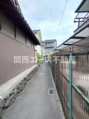 【周辺】豊浦町貸家