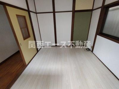 【内装】豊浦町貸家