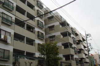 【外観】コスモ多摩川ラ・ミューゼ