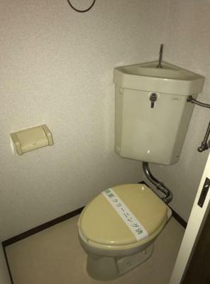 【トイレ】マーガレットメゾンⅡ