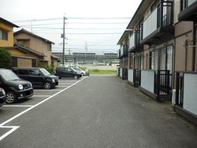 【駐車場】コーポさとう A