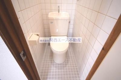【トイレ】木下マンション