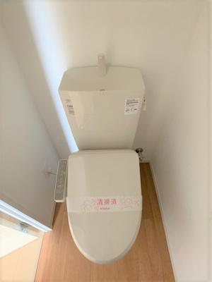 【トイレ】ルミウスB
