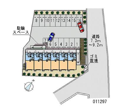 【地図】SAKAGUCHI