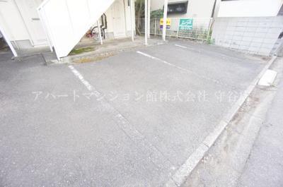 【駐車場】コーポえいぷりる