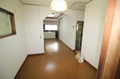 【居間・リビング】千里園3丁目貸家