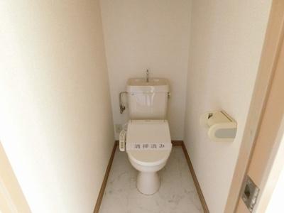 【トイレ】ウイング上砂I