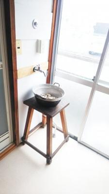 【洗面所】仲谷文化