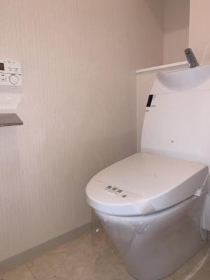 【トイレ】オープンハウス開催中!イトーピア豊中緑丘ロジュマン