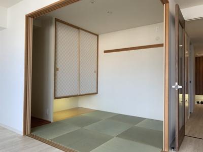 【和室】オープンハウス開催中!イトーピア豊中緑丘ロジュマン