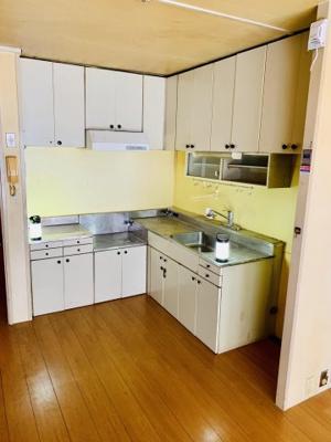 【キッチン】淀川パークハウス7号棟