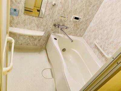 【浴室】淀川パークハウス7号棟