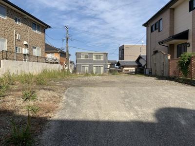 【外観】【土地】花山手西2丁目住宅用地