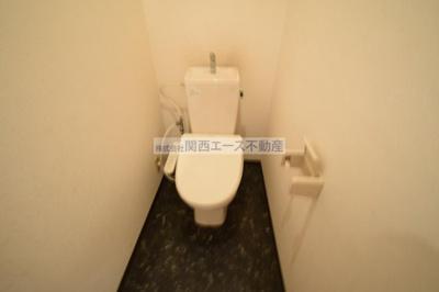 【トイレ】フォルス新町Ⅱ