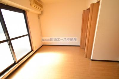 【寝室】フォルス新町Ⅱ