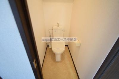 【トイレ】フォルス新町Ⅰ