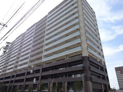 【外観】ポレスター鴻巣駅前ガーデンズ(店舗部分)