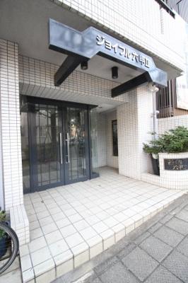 【エントランス】ジョイフル六甲2