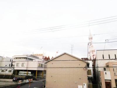 【展望】パークハイツ向陽台