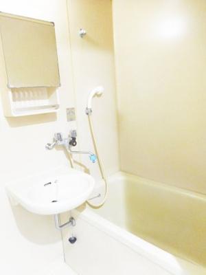 【浴室】パークハイツ向陽台