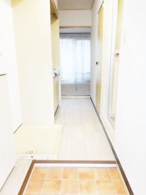 【玄関】パークハイツ向陽台