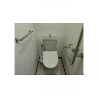 ヒロ末広のトイレ