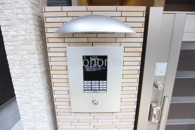【セキュリティ】フジパレス福島Ⅰ番館