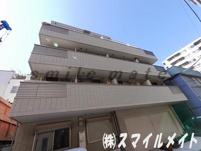 安心のパナホーム施工の建物・4階建てです。