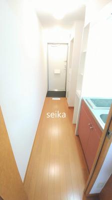 【玄関】サンリーブⅢ