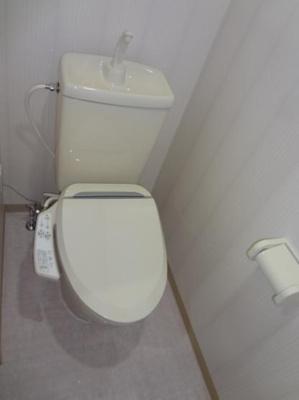 【トイレ】メゾンミナミ