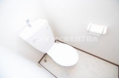 【トイレ】カサデラ フェリシダ