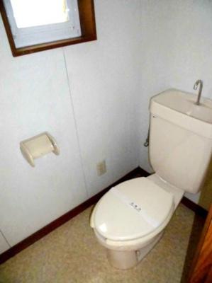 【トイレ】ヤマニビル