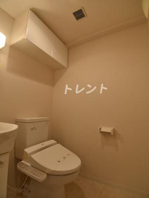 【トイレ】エスリード芝浦ベイサイド