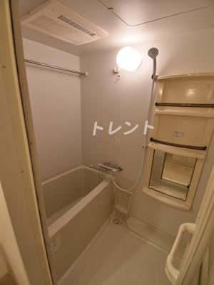 【浴室】エスリード芝浦ベイサイド