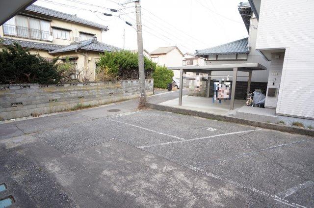【駐車場】第二コーポ上田