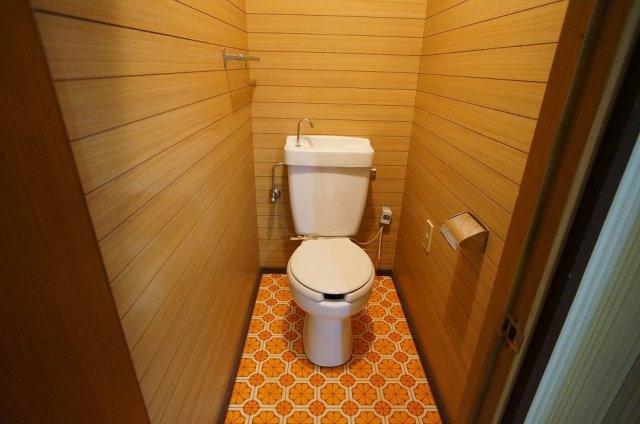 【トイレ】第二コーポ上田