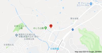 【地図】サンフォレスト