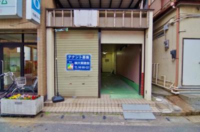 【外観】旧盛華店舗