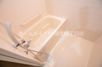 【浴室】ラ・ピエール城東