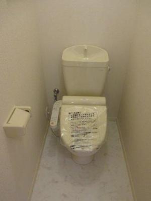 【トイレ】リリーベル