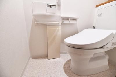 【トイレ】寝屋川東ファミリータウン南1番館