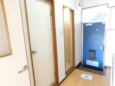 【玄関】コーポ810
