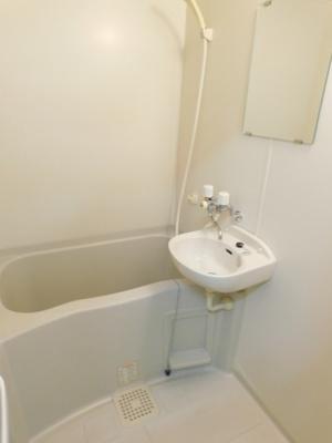 【浴室】コーポ810
