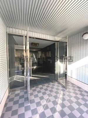 【エントランス】新深江ツリガミビルパートⅠ 仲介手数料無料