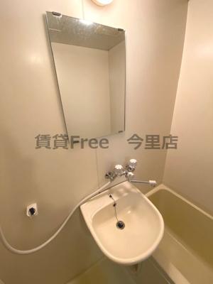 【洗面所】新深江ツリガミビルパートⅠ 仲介手数料無料